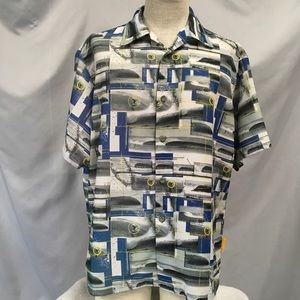 Mens Aaron Chang Surfing Shirt